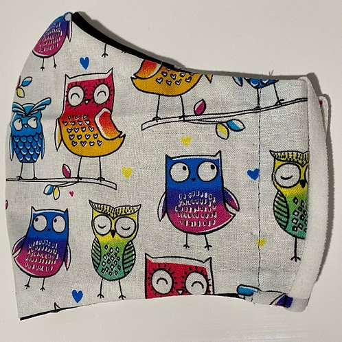 Ombre Owls