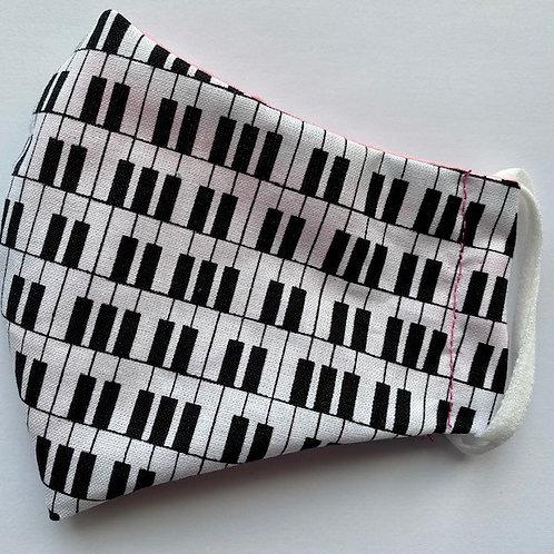 Piano Keys Pink