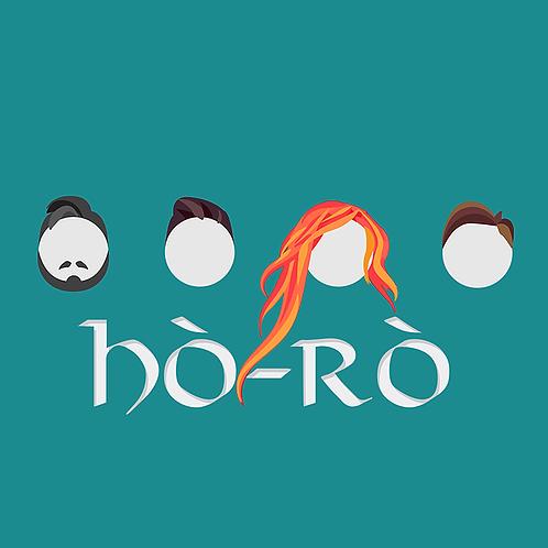HÒ-RÒ DEBUT ALBUM