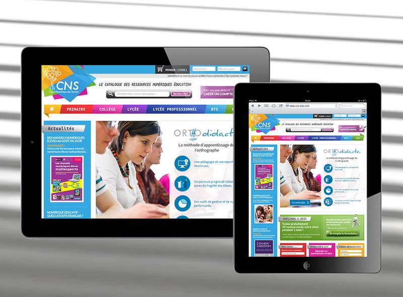 CNS - Mobile design