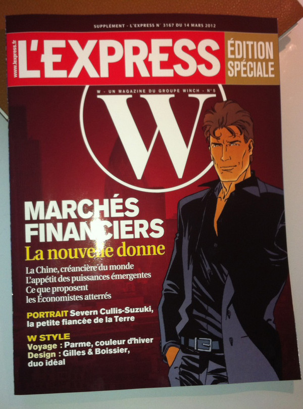 Pages France - Campagne Presse