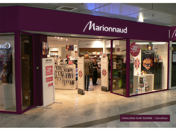 Marionnaud Chalons-sur-Saône