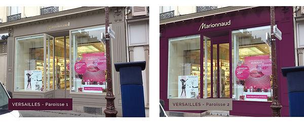 Marionnaud Versailles Paroisse