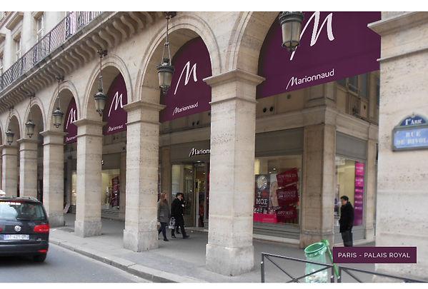Marionnaud Rue de Rivoli