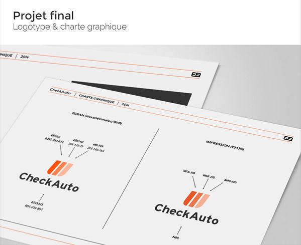 Check Auto - Branding