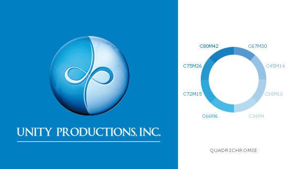 Unity Productions - Identité visuelle