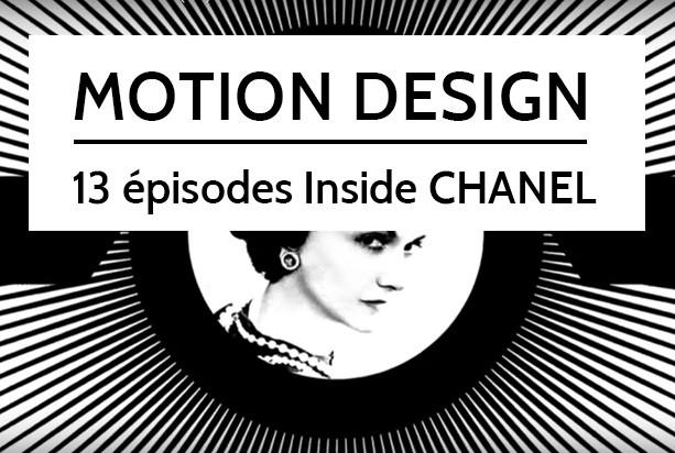 13 épisodes Inside CHANEL