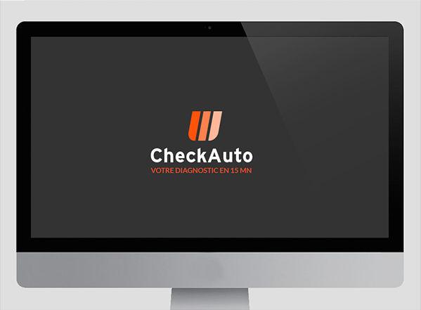 Check Auto - Logotype