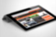 Check Auto - Tablette design
