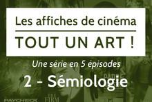 Les affiches de cinéma, tout un art !  (Épisode 2)