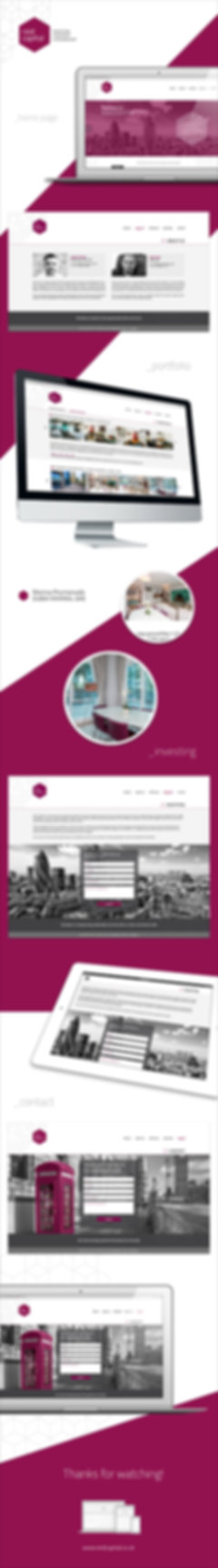 Reid Capiatl - Web design