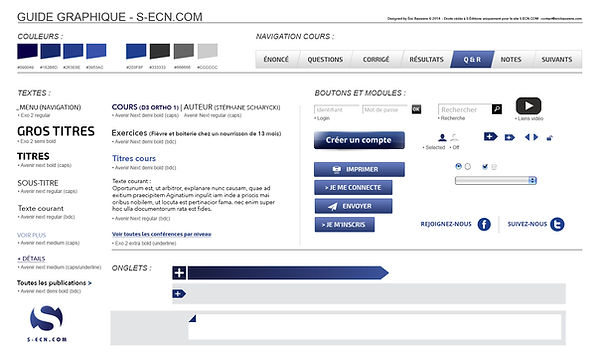 Charte web - S-ECN.com