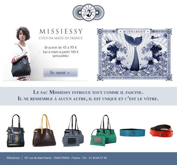 E-mailing Missiessy