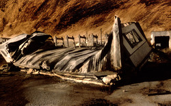 Collapsed Shelter, Oregon,1996