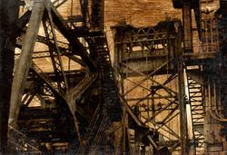 Bridge Temple, Newark,1995