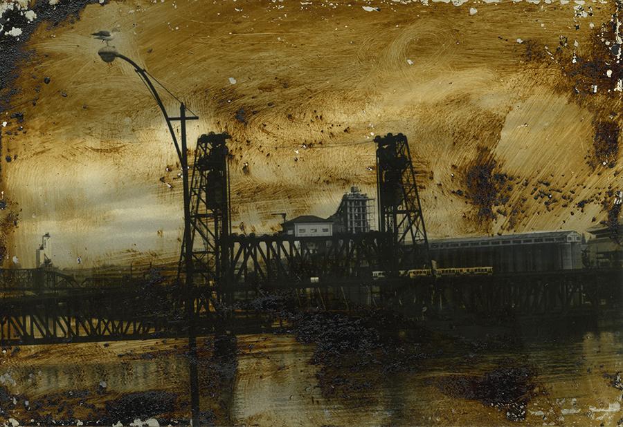 Steel Bridge, Portland,1996