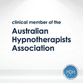 clinical member of the australian hypnotherapists associationjpg