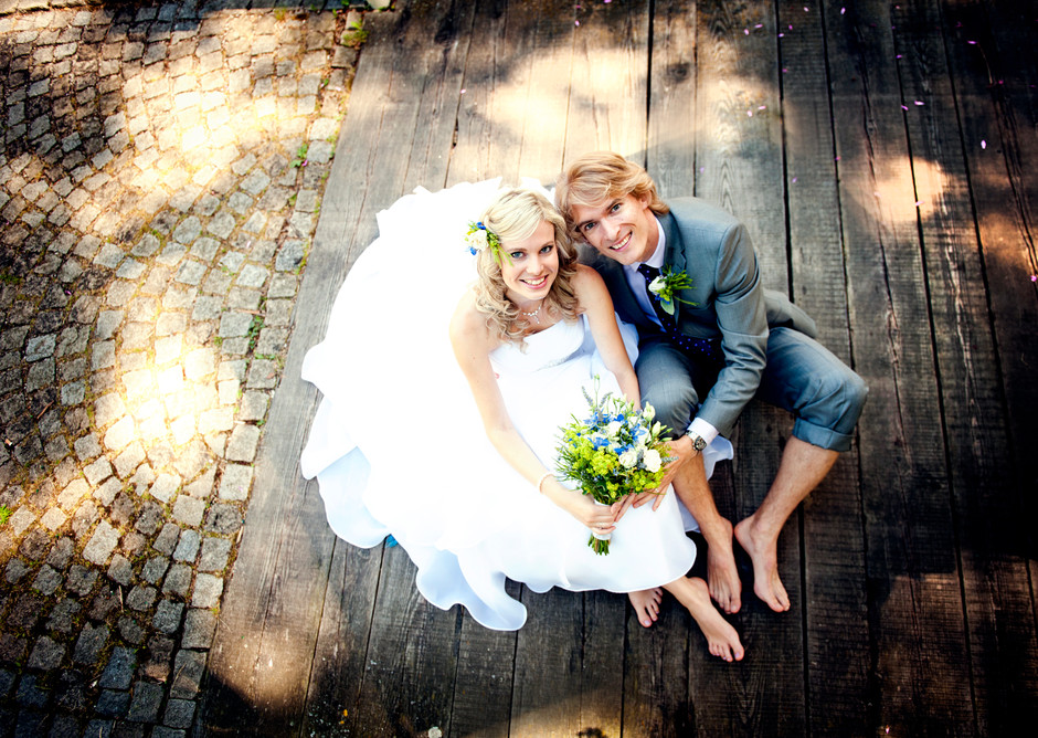 Be the best bride and groom you can be