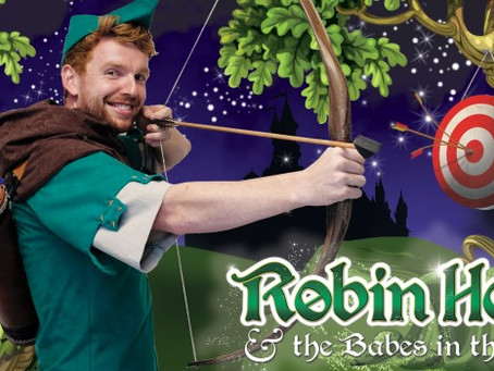 New Show! - Robin Hood at The Roses