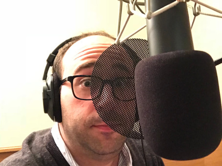 Guy's & st Thomas' charity voiceover