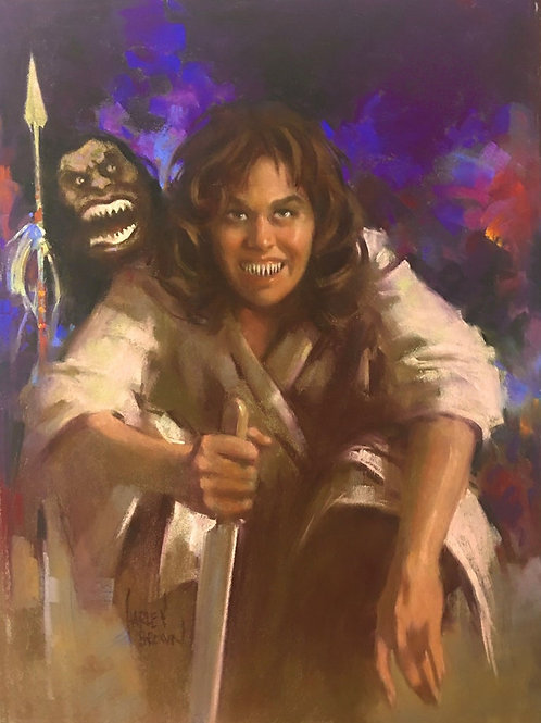 Limited Edition TRILOGY OF TERROR