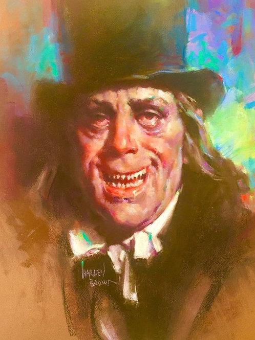 "Limited edition ""LON CHANEY"" as Dracula"
