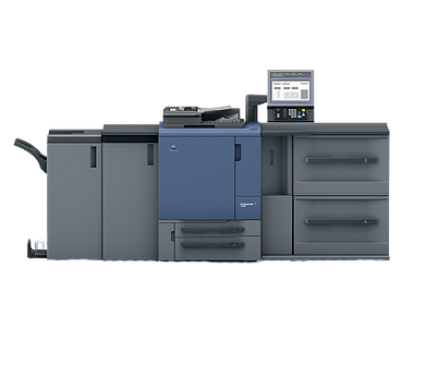 Photocopieur Couleurs, Direct à la plaque