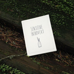 Sensitive Introvert Issue 1 cover