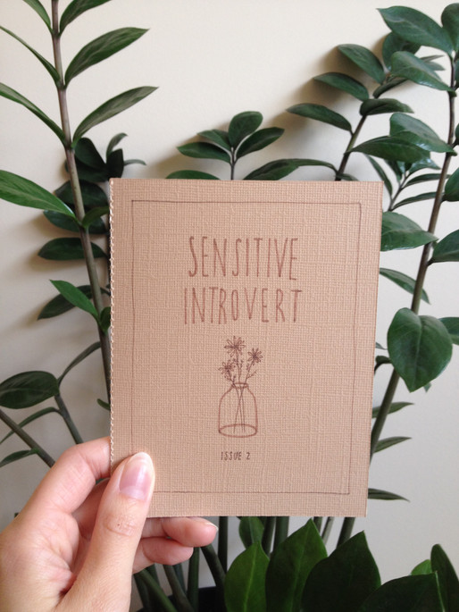 Sensitive Introvert Issue 2