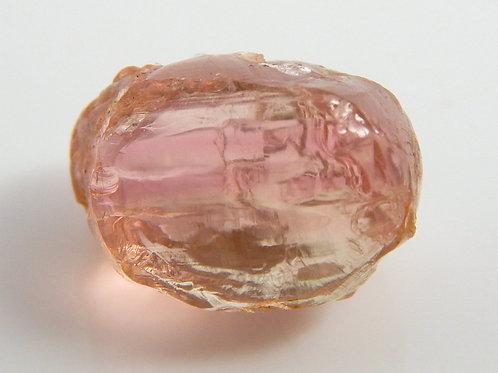Pink Congo Tourmaline Facet Rough 1.5 Grams (#591p)