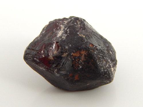 Red Zircon Facet Rough 6.9 Grams (#17p)