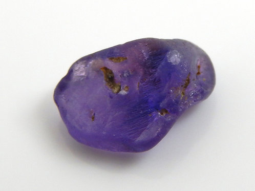 Purple Tunduru Sapphire Facet Rough 0.5 Grams (#249p)