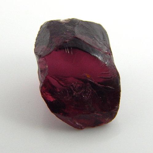 Rhodolite Garnet Facet Rough 1.8 Grams (#49p)