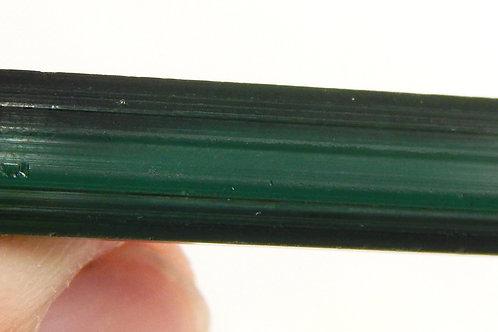 Green Tourmaline Facet Rough 3.4 Grams (#480p)