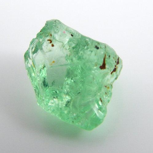 Mint Garnet Facet Rough 0.6 Grams (#221p)