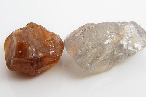 Umba Sapphire Rough parcel 5.5 Grams (#417p)