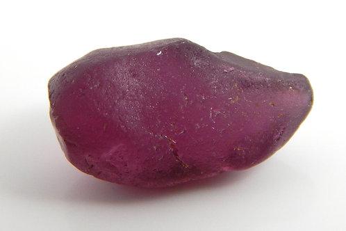 Rhodolite Garnet Facet Rough 1.9 Grams (#193p)