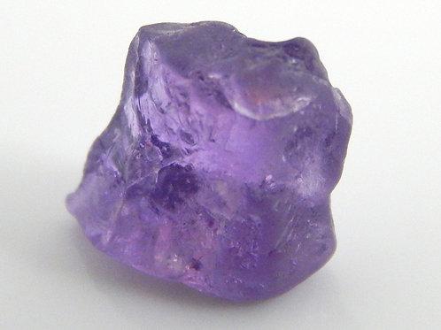 Purple Umba, valley sapphire facet rough 0.6 Grams (#6p)