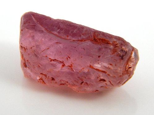 Pink Umba Sapphire Facet Rough 1.3 Grams (#58p)