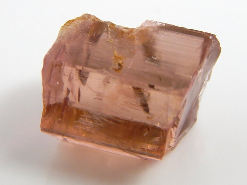 Pink Congo Tourmaline Facet Rough 1.5 Grams (#585p)