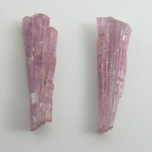 Pink Tanzanite Crystal Sprays 1.1 Grams (#87)