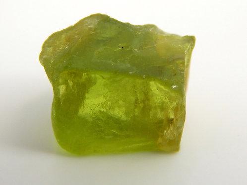 Arizona Peridot Facet Rough 1.6 Grams (#69p)