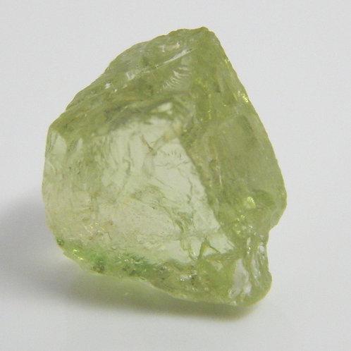 Green Grossular Garnet 2.2 Grams (#62p)
