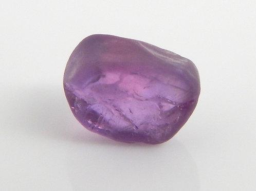 Purple Heated Sapphire Facet Rough 0.3 Grams (#61p)