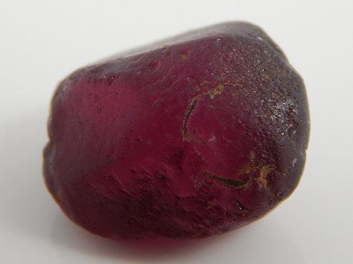 Rhodolite Garnet Facet Rough 3.6 Grams (#84p)