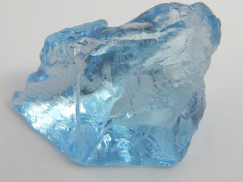 Aquamarine Facet Rough 1.8 Grams (#132p)
