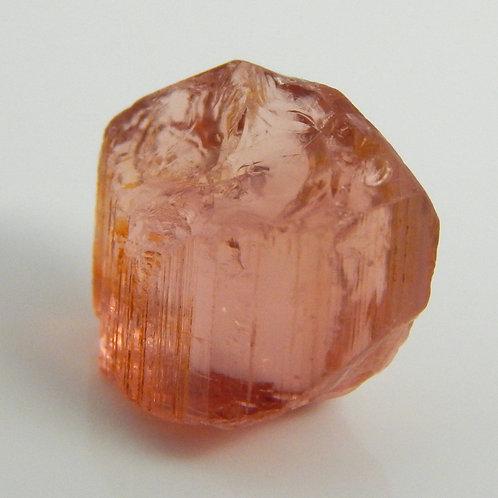 Pink Tourmaline Facet Rough 1.7 Grams (#157p)