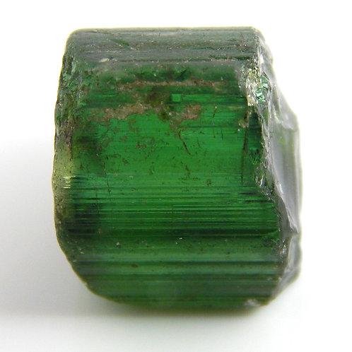 Green Congo Tourmaline Facet Rough 4.2 Grams (#539p)
