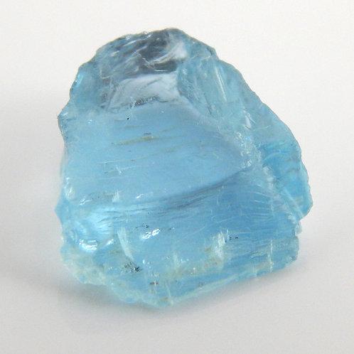 Aquamarine Facet Rough 0.7 Grams (#88p)