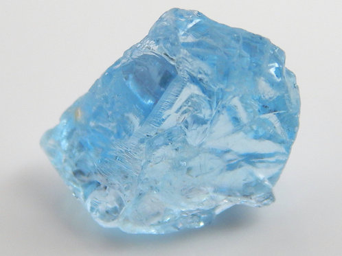 Aquamarine Facet Rough 0.9 Grams (#112p)